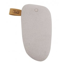 Batterie de secours universelle 4000mA - beige STONE SERIES - TNB