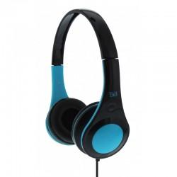 Casque stéréo bleu/noir DOT COM - TNB