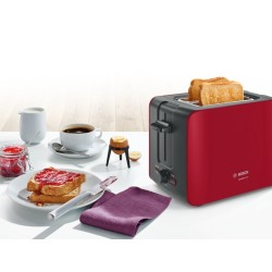 TOASTER 1090W ROUGE
