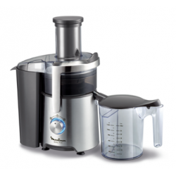 CENTRIFUGEUSE EASY FRUIT METAL PREMIUM 800W 1.5 L