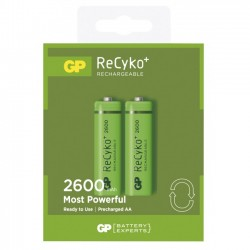 PILE RECHARGEABLE AA B2 GP