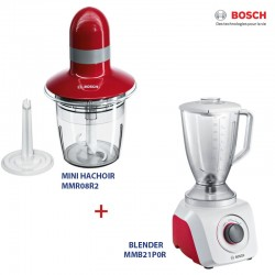 BLENDER SILENTMIXX + MINI HACHOIR BOSCH