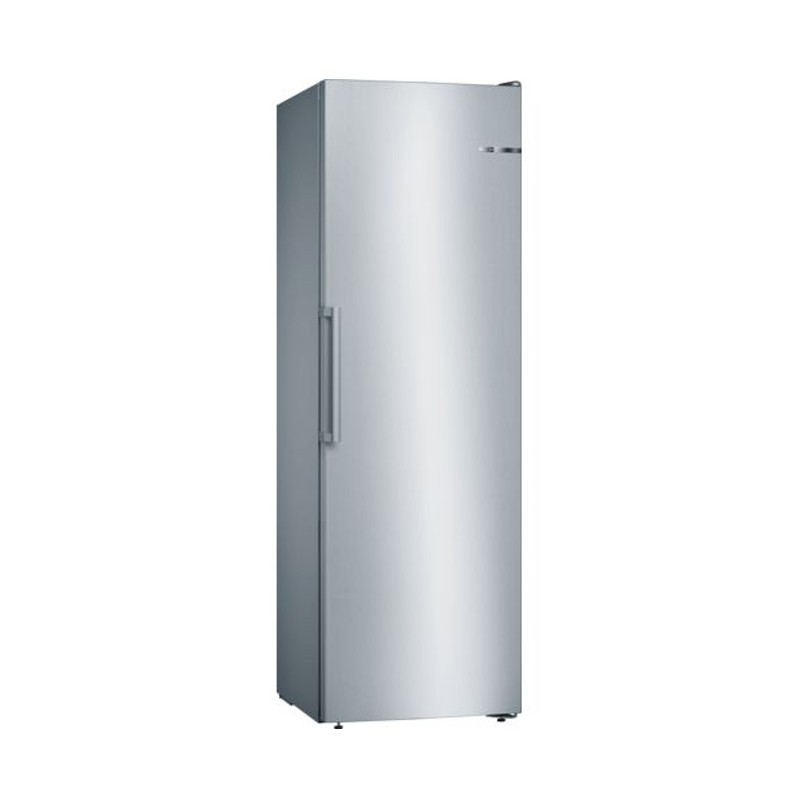Congelateur armoire nf inox 60cm bosch - Congelateur armoire inox ...
