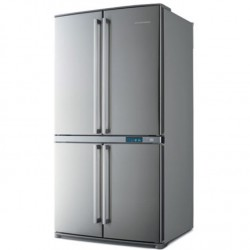 REFRIGERATEUR SIDE BY SIDE 4 PORTES 605L 183*89 INOX ARTHUR MARTIN