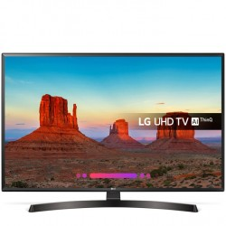 "SMART TV 43"" UHD LG"