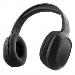 CASQUE HASHTAG  Bluetooth sans fil - noir TNB