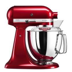 ROBOT SUR SOCLE DE  4.8L CANDY APPLE KITCHEN AID