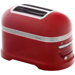 TOASTER 2 TRANCHES ROUGE EMPIRE KITCHEN AID