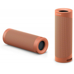 ENCEINTE PORTABLE BLUETOOTH  PARTY SPEAKER CORAL RED SONY