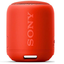ENCEINTE PORTABLE BLUETOOTH  ROUGE AVEC EXTRA BASS SONY