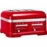 TOASTER 4 tranches Rouge Empire KITCHEN AID