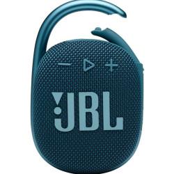 HAUT PARLEURS CLIP 4 BLEU JBL