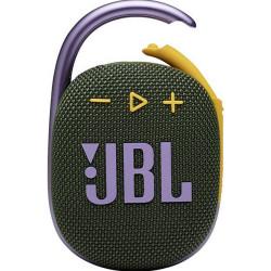 HAUT PARLEUR CLIP4 VERT JBL