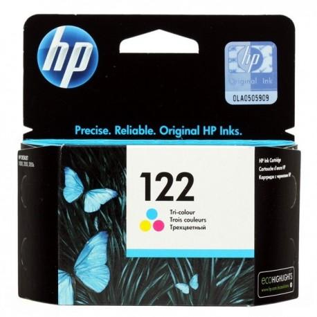 CARTOUCHE  122 COULEUR HP