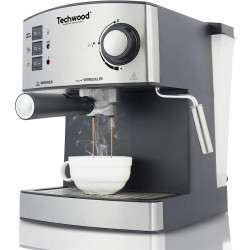CAFETIERE EXPRESSO TECHWOOD