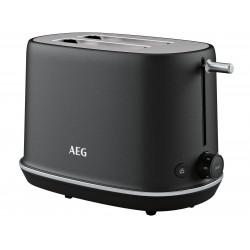 GRILLE PAIN  -GOURMET7 2400W BLACK PEARL AEG