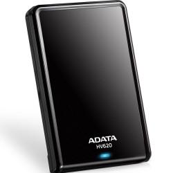 """DISQUE DUR EXTERNE 2TB 2.5"""" USB3.0 NOIR ADATA"""