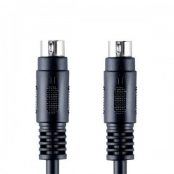 STEREO VIDEO CABLE S-VIDEO BANDRIDGE