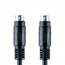 CABLE S-VIDEO M/S-VIDEO M 5.0m BANDRIDGE