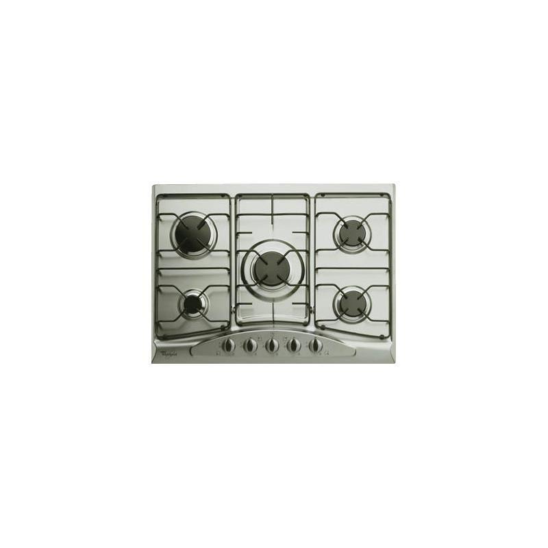 Table de cuisson inox encastrable whirlpool akm361ix - Table de cuisson whirlpool ...