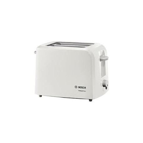 GRILLE PAIN COMPACT BLANC BOSCH
