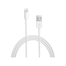 CABLE LIGHTNING VERS USB APPLE