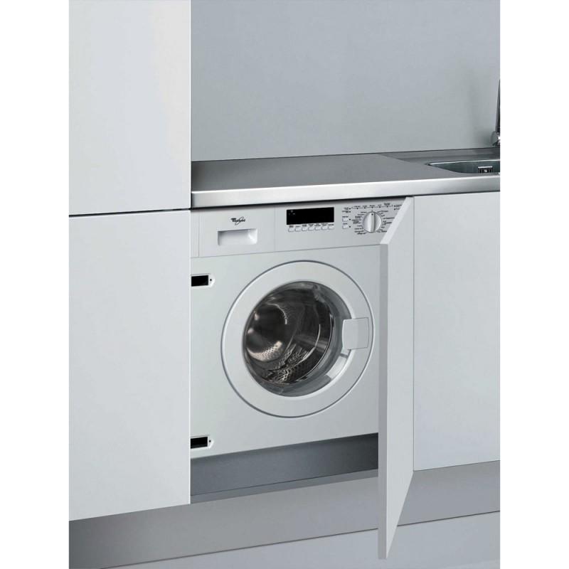 lave linge integrable 7kg whirlpool boutique en ligne tangerois. Black Bedroom Furniture Sets. Home Design Ideas