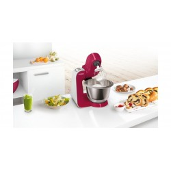 KITCHEN MACHINE RED DIAMOND 1000W BOSCH