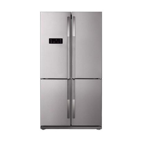 REFRIGERATEUR SIDE BY SIDE NF L CLASSE A PORTES BEKO Boutique - Refrigerateur 4 portes