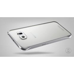 ETUI POUR SMARTPHONE GALAXY S6 EDGE BLANC SAMSUNG
