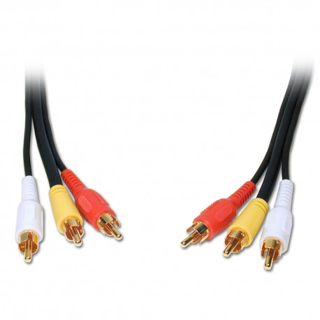 CABLE 3RCA X 3RCA